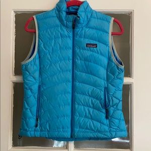 Patagonia quilted vest
